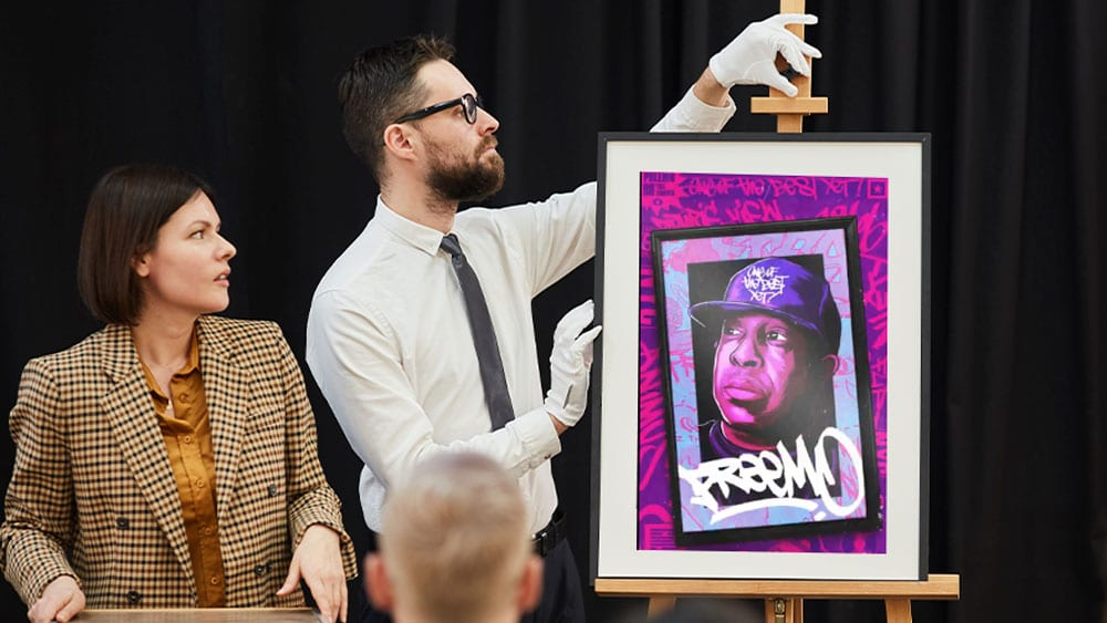 DJ Premier subasta su primera colección musical en NFT