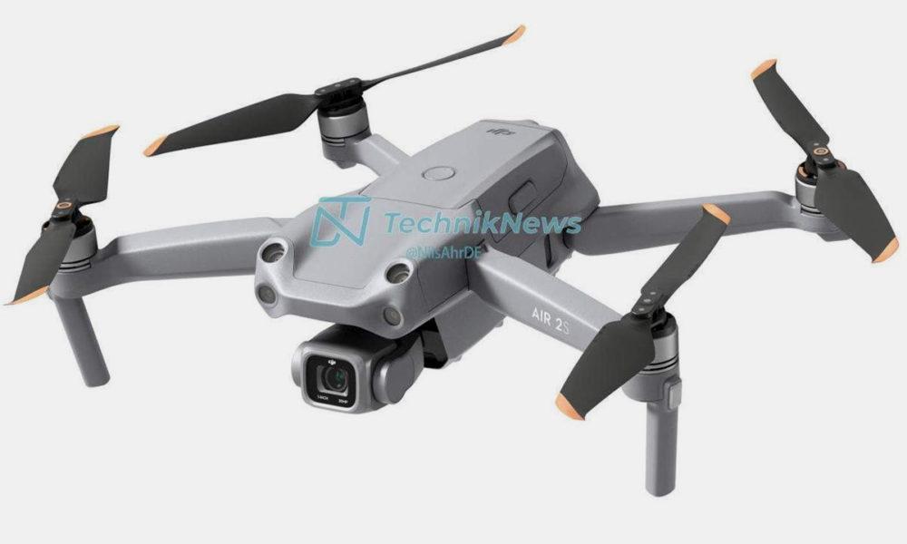 DJI Air 2s, más y mejor para el líder en drones
