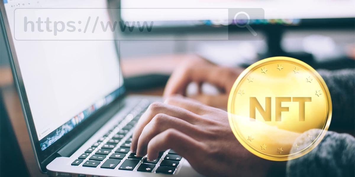 ¿Por qué los nombres de dominios en blockchain son considerados un tipo de NFT?