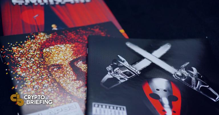 Eminem se une a The Weeknd, Grimes, recaudando 1,78 millones de dólares de la primera colección de NFT