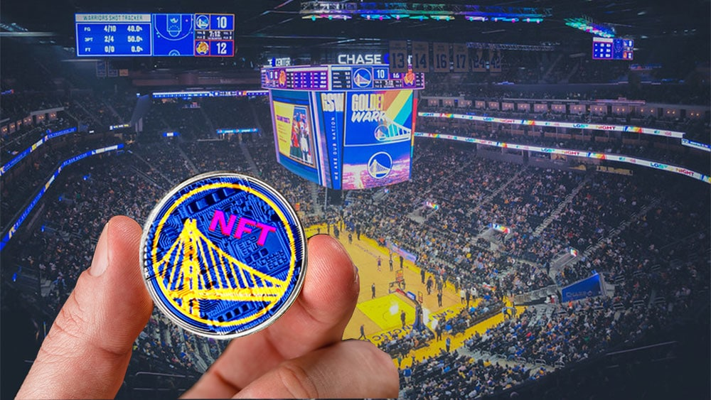 Golden State Warriors vende como NFT sus anillos de campeones de la NBA