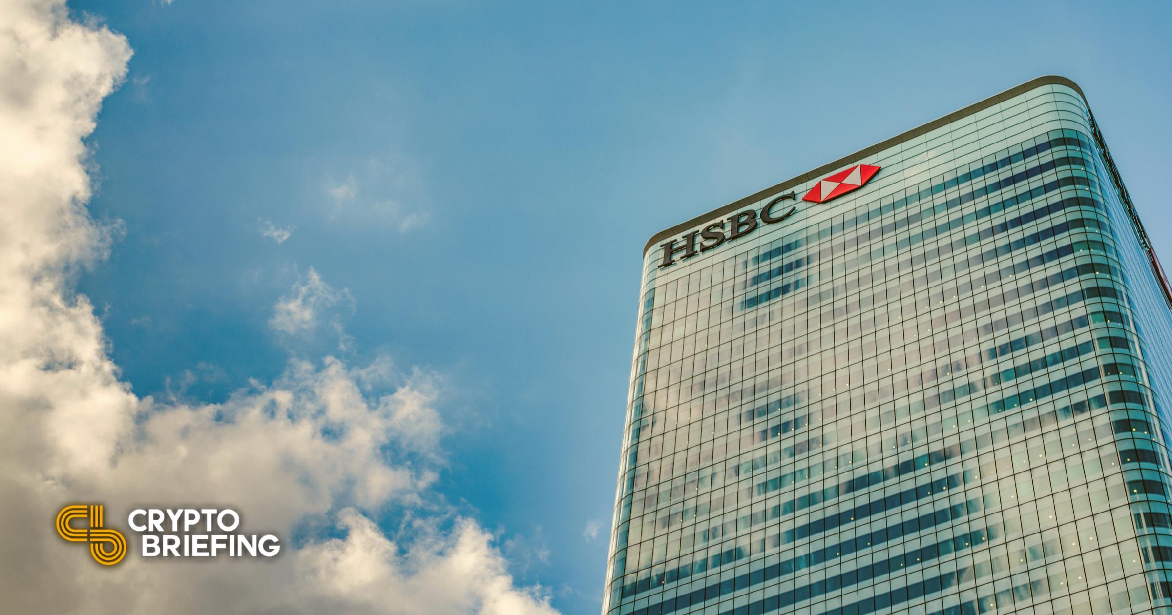 HSBC supuestamente bloquea inversiones en Key Bitcoin Advocate