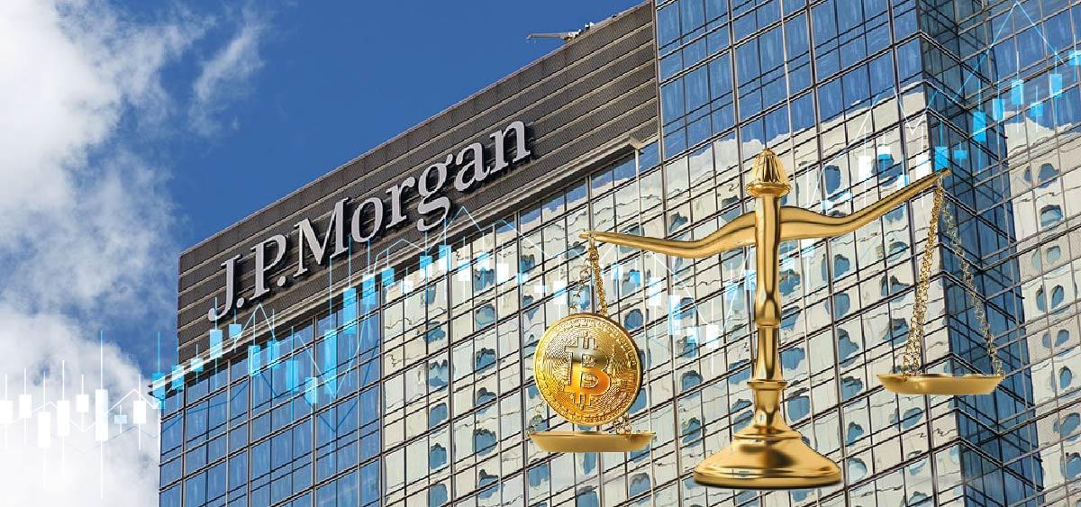 JP Morgan ve un futuro prometedor en el mercado de derivados de bitcoin