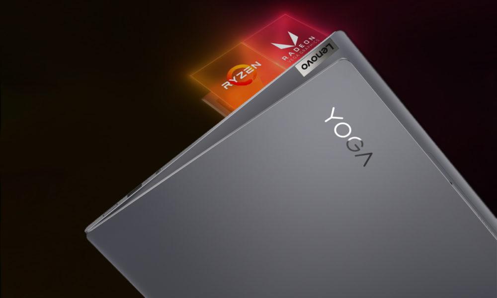 Lenovo actualiza el Yoga Slim 7 Pro con los AMD Ryzen 5000H