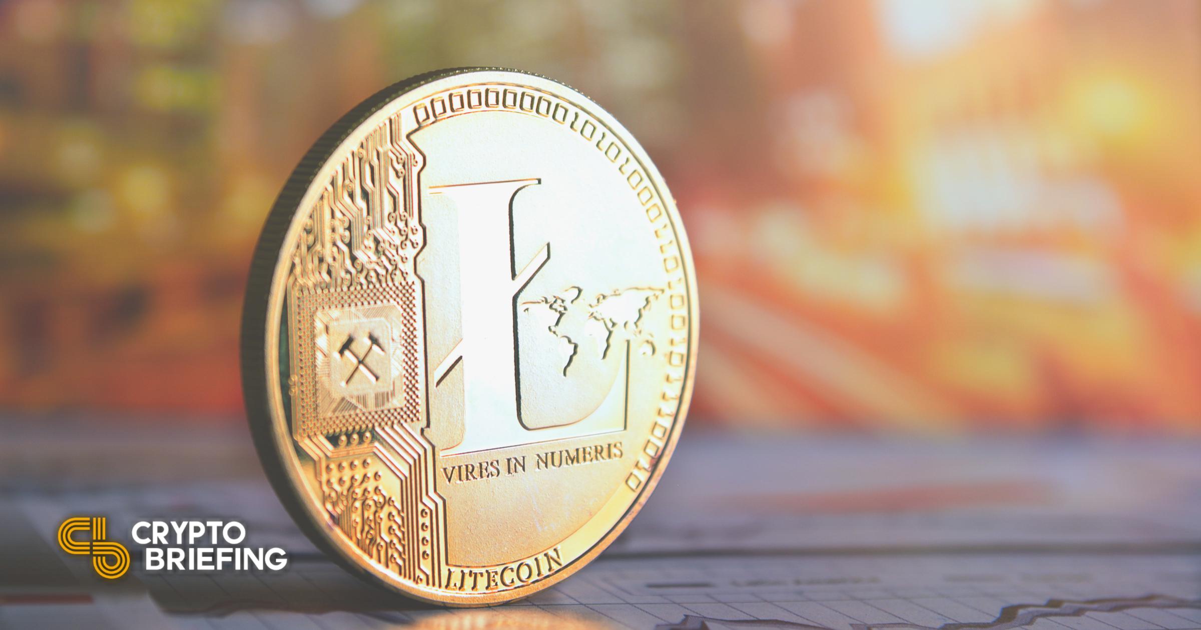 Litecoin apunta a nuevos máximos anuales a pesar de carecer de fundamentos