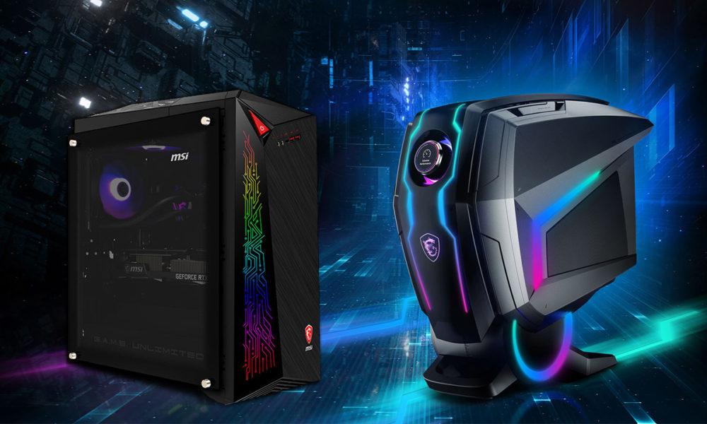 MSI actualiza sus PCs gaming con los Intel Rocket Lake-S