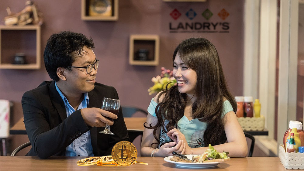 Más de 600 restaurantes a lo largo de Estados Unidos aceptarán bitcoin como forma de pago