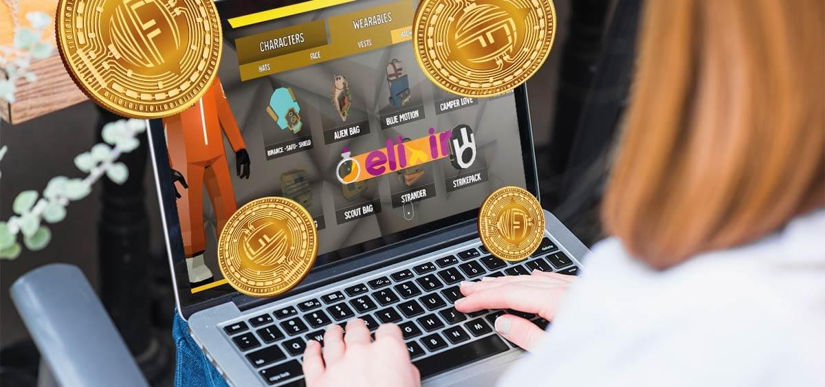 Nace Elixir, el mercado de NFT sobre Bitcoin orientado a los videojuegos