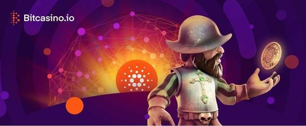 La plataforma de apuestas criptográficas Bitcasino ahora acepta Cardano (ADA) como método de pago
