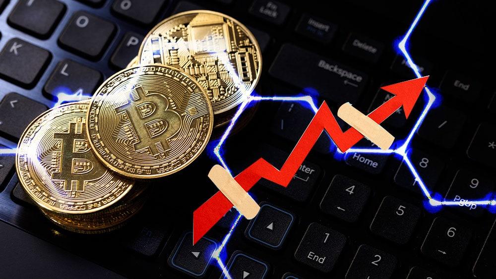 Precio de bitcoin vuelve sobre 53 mil dólares con una red más saludable