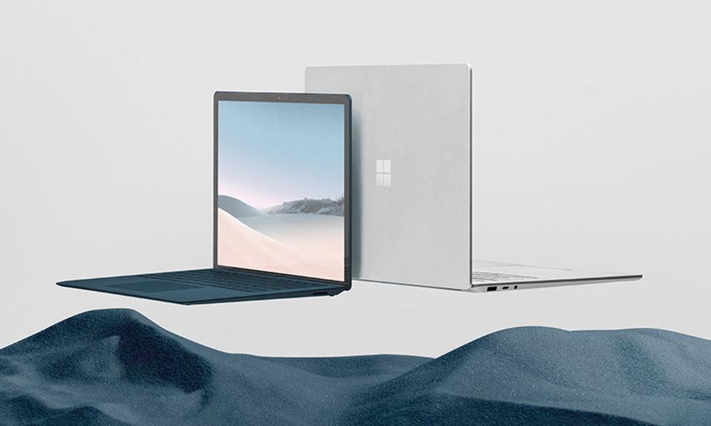 Microsoft muestra un adelanto de su próximo Surface Laptop 4