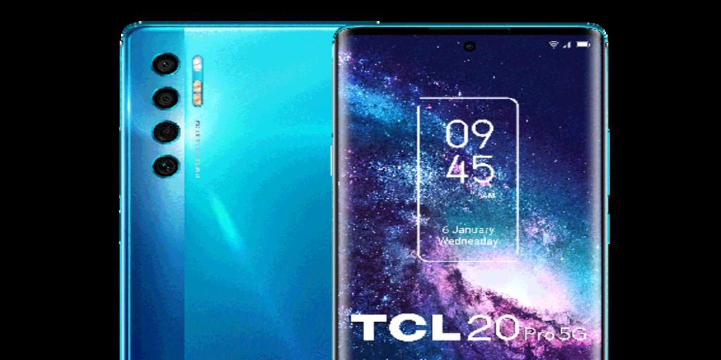 Nuevos TCL 20, la gama media de 'smartphones' gana en prestaciones