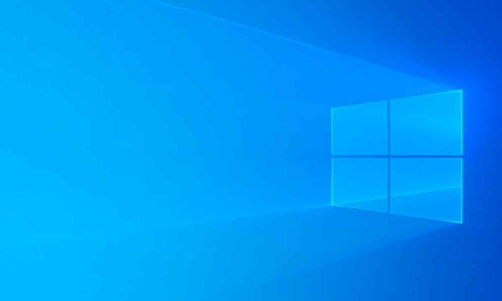 Windows 10: 20H1 y 20H2 ya suponen el 80%