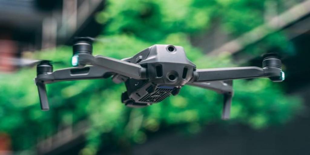 DJI Air 2S, un dron ligero que permite grabación de vídeo en 5,4K