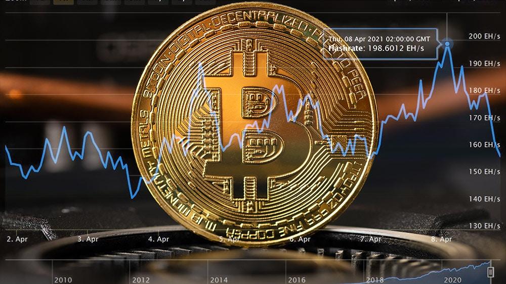Minería de Bitcoin muestra su mejor cara con nuevo récord de hash rate