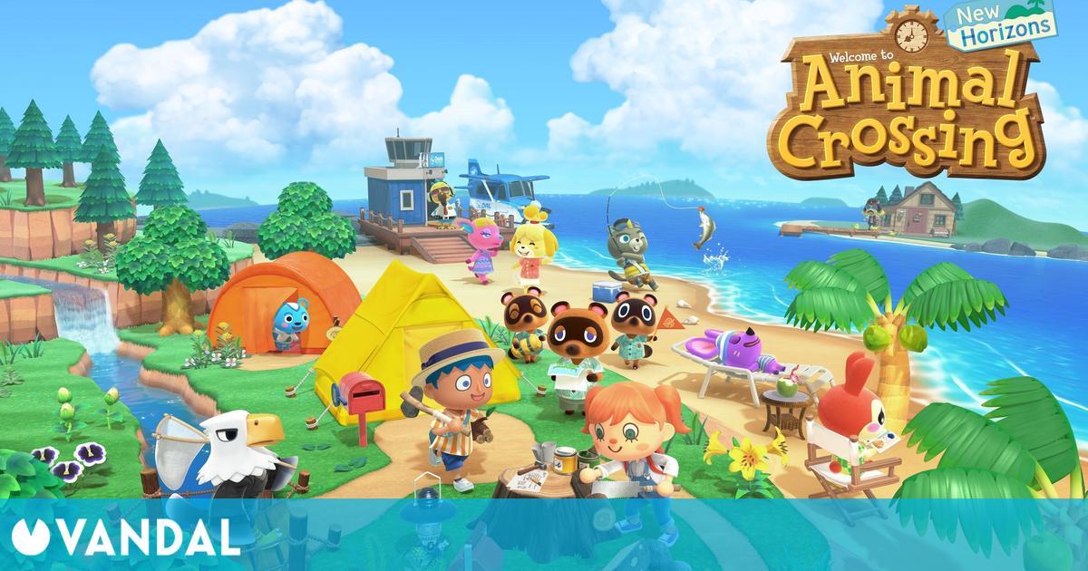 Animal Crossing: New Horizons recibe su actualización 1.11.0