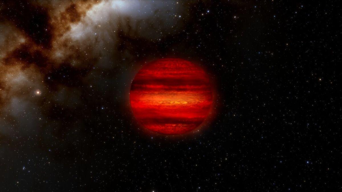Descubren tres estrellas enanas marrones rotando a una velocidad que desafía sus límites físicos