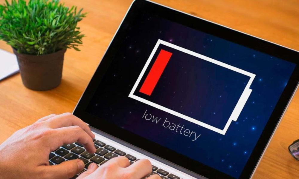 EcoQoS, nueva función de Windows 10 para ahorrar batería