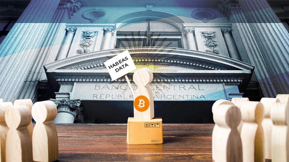 bitcoiners acuden a juzgado para frenar solicitud de datos del BCRA