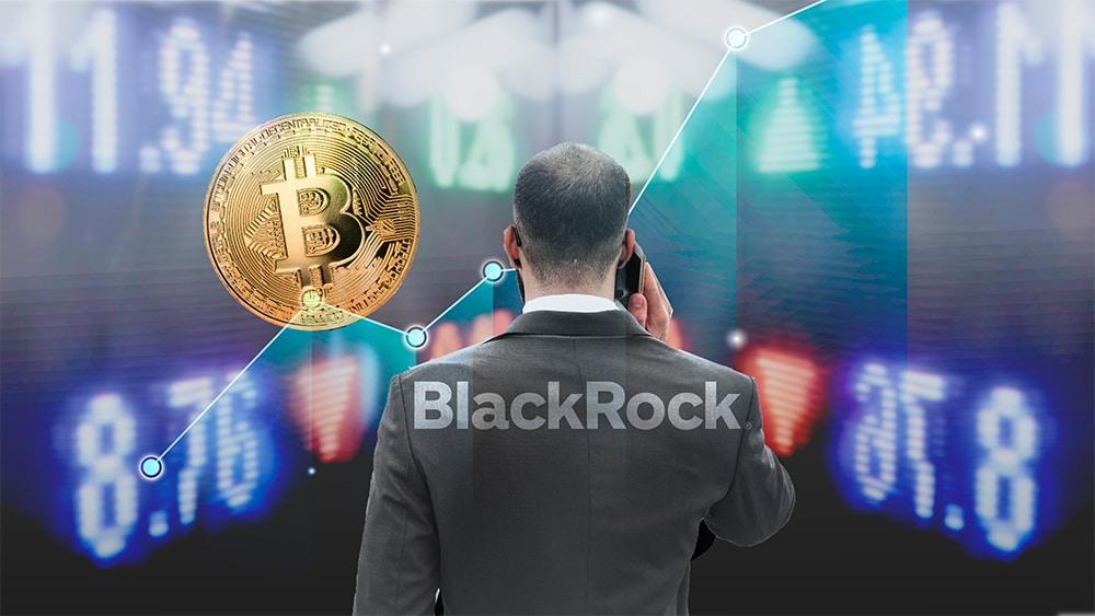 BlackRock apuesta al alza de bitcoin mediante futuros de CME