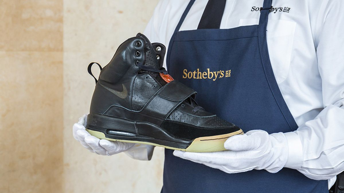 Estas zapatillas Nike serán las más caras jamás vendidas