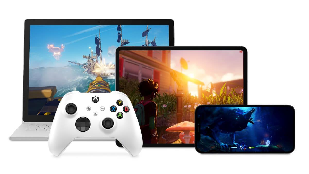 Ya puedes jugar a juegos de Xbox desde iOS o desde un navegador
