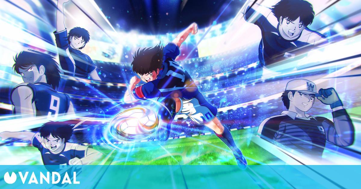 Crean un vídeo de Captain Tsubasa: Rise of New Champions con el doblaje español del anime