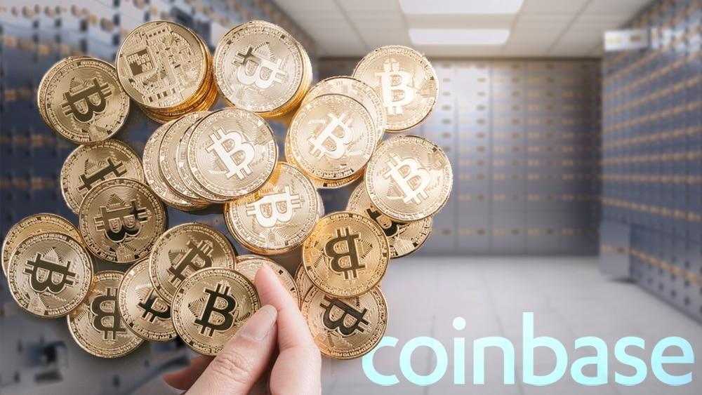 Coinbase posee menos de 5.000 bitcoin, pese a sus millonarias ganancias