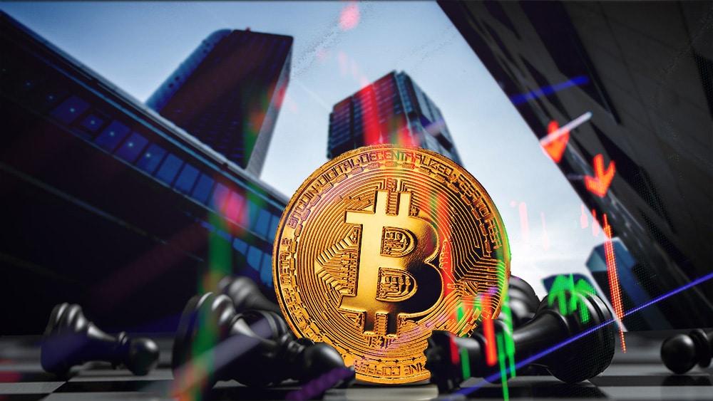 Compañías más afectadas en bolsa por la caída reciente del precio de bitcoin