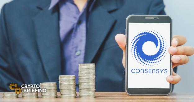 Mastercard lidera la recaudación de fondos de $ 65 millones para ConsenSys