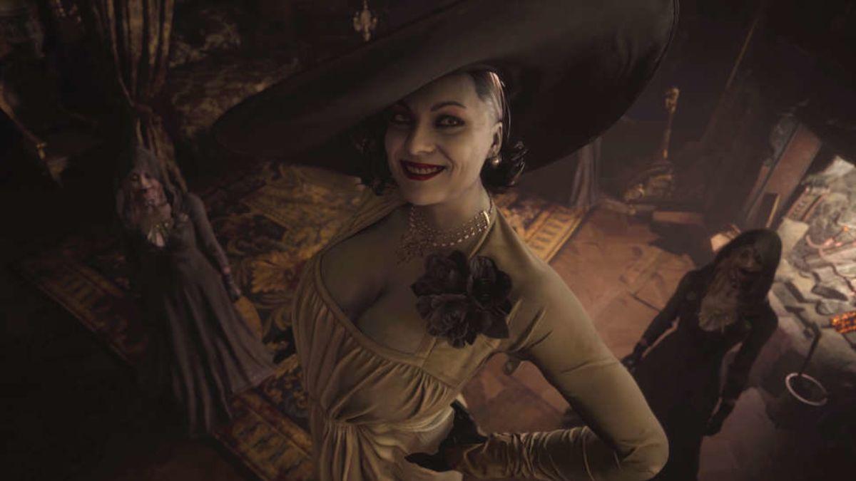 Cuánto pesa Lady Dimitrescu, de Resident Evil: Village