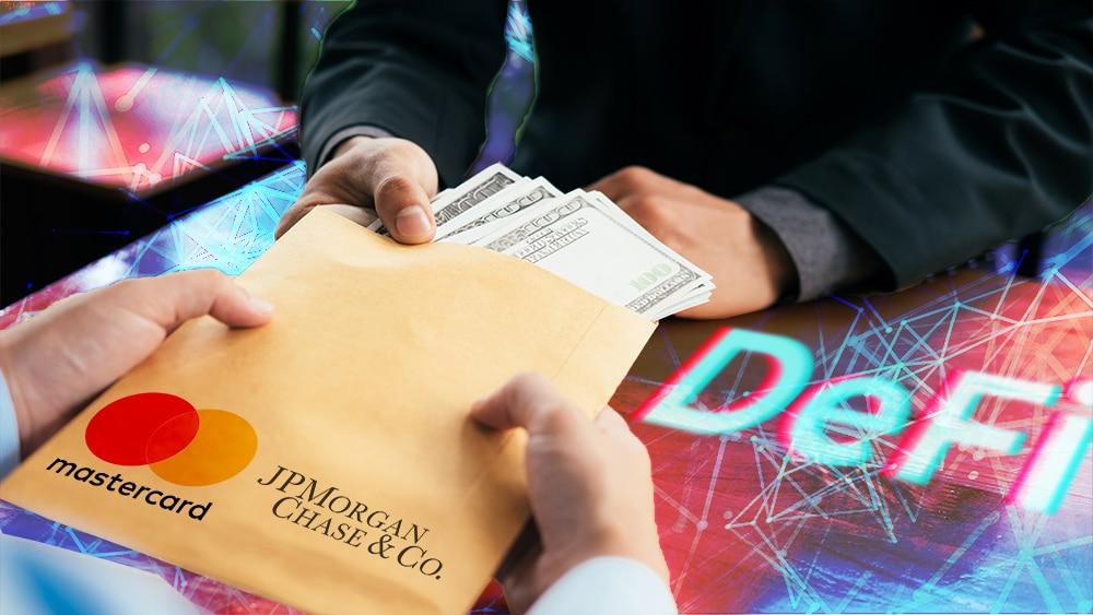 Consensys recauda USD 65 millones de JPMorgan y Mastercard para proyectos DeFi en Ethereum