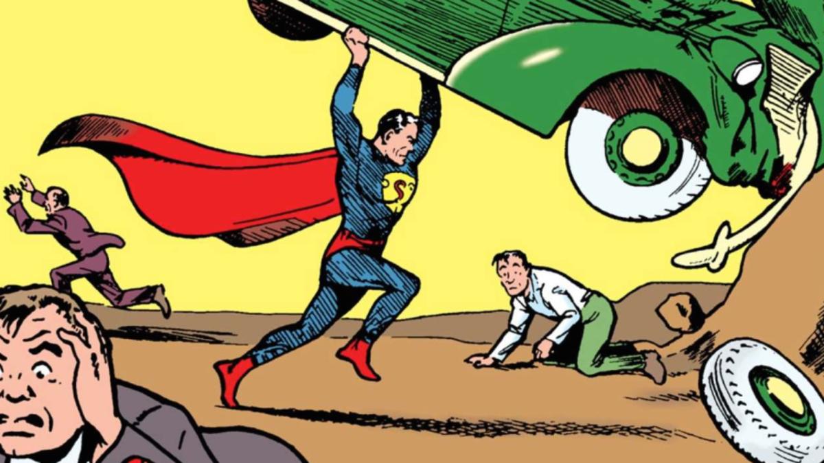 El primer cómic de Superman se convierte en el más caro