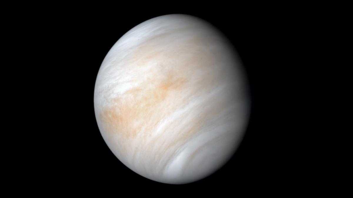 La sonda Parker muestra claramente el anillo de polvo orbital de Venus