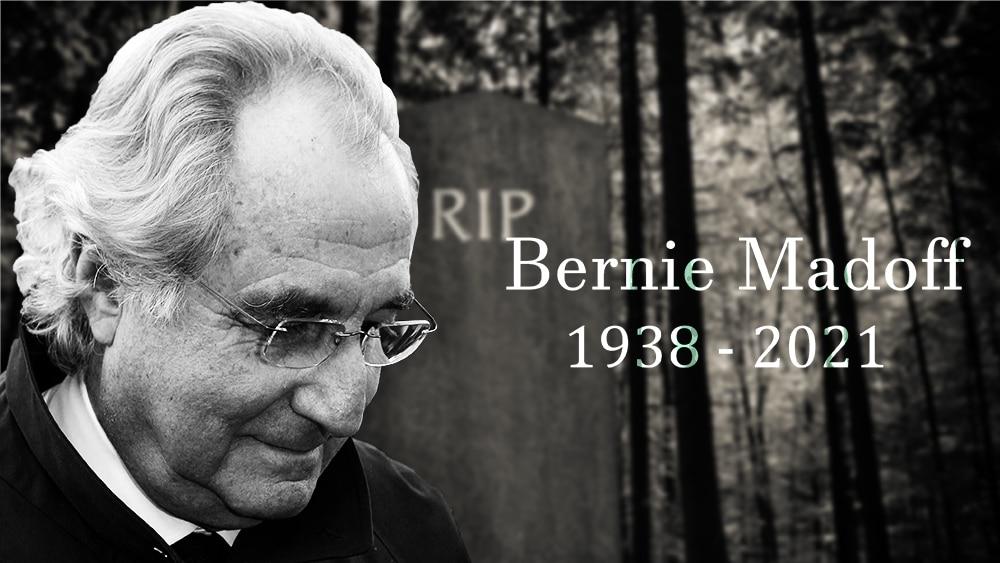 Fallece Bernie Madoff, artífice del esquema Ponzi más grande de la historia