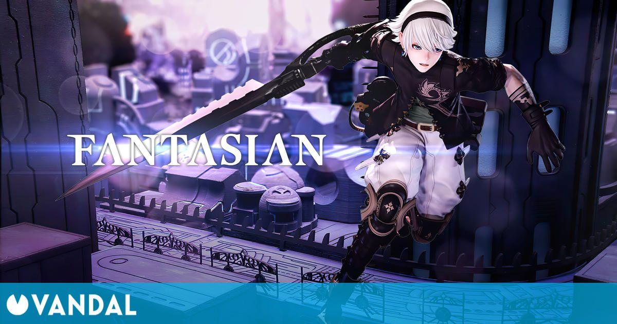 Ya disponible la primera parte de Fantasian, el nuevo RPG de Hironobu Sakaguchi