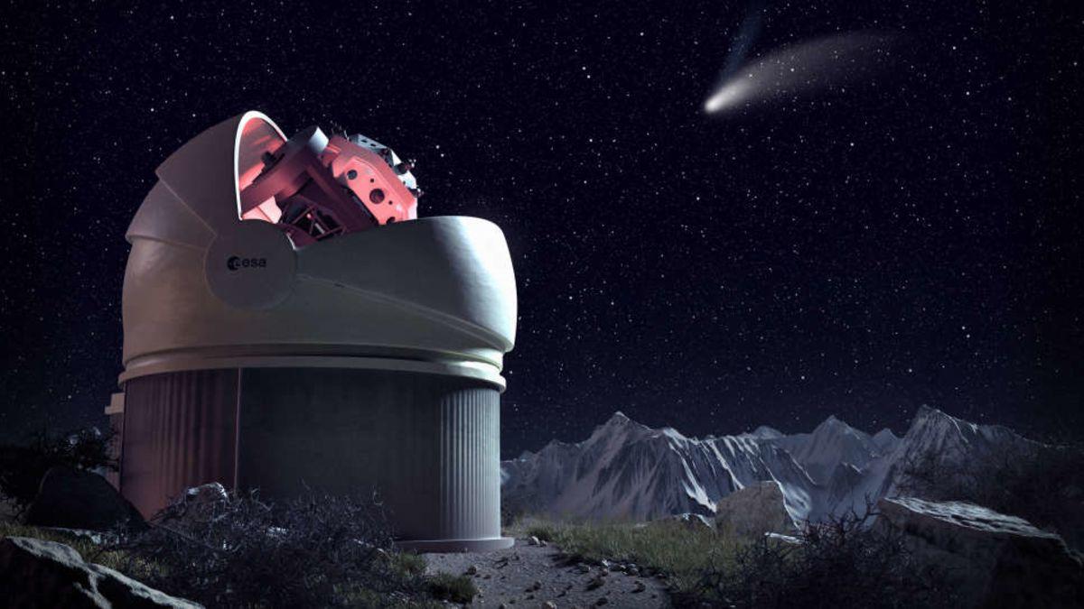 Este simulacro del impacto de un asteroide es aterrador