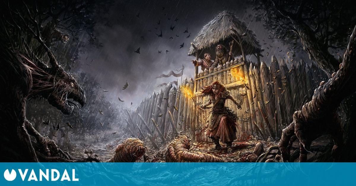 Anunciado Gord, una aventura de estrategia ambientada en el folclore eslavo