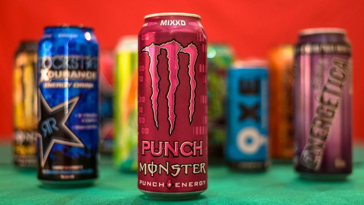 Qué pasa si bebes 4 latas de bebida energética al día en 2 años