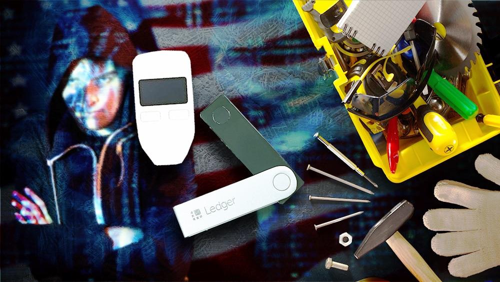 Agencia de impuestos de Estados Unidos pide ayuda para hackear las hardware wallet