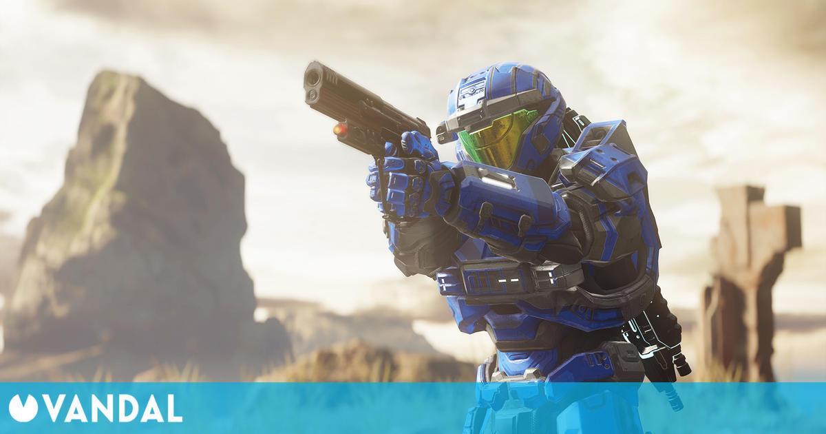 Se descubre un nuevo huevo de pascua de Halo 5: una carrera de karts