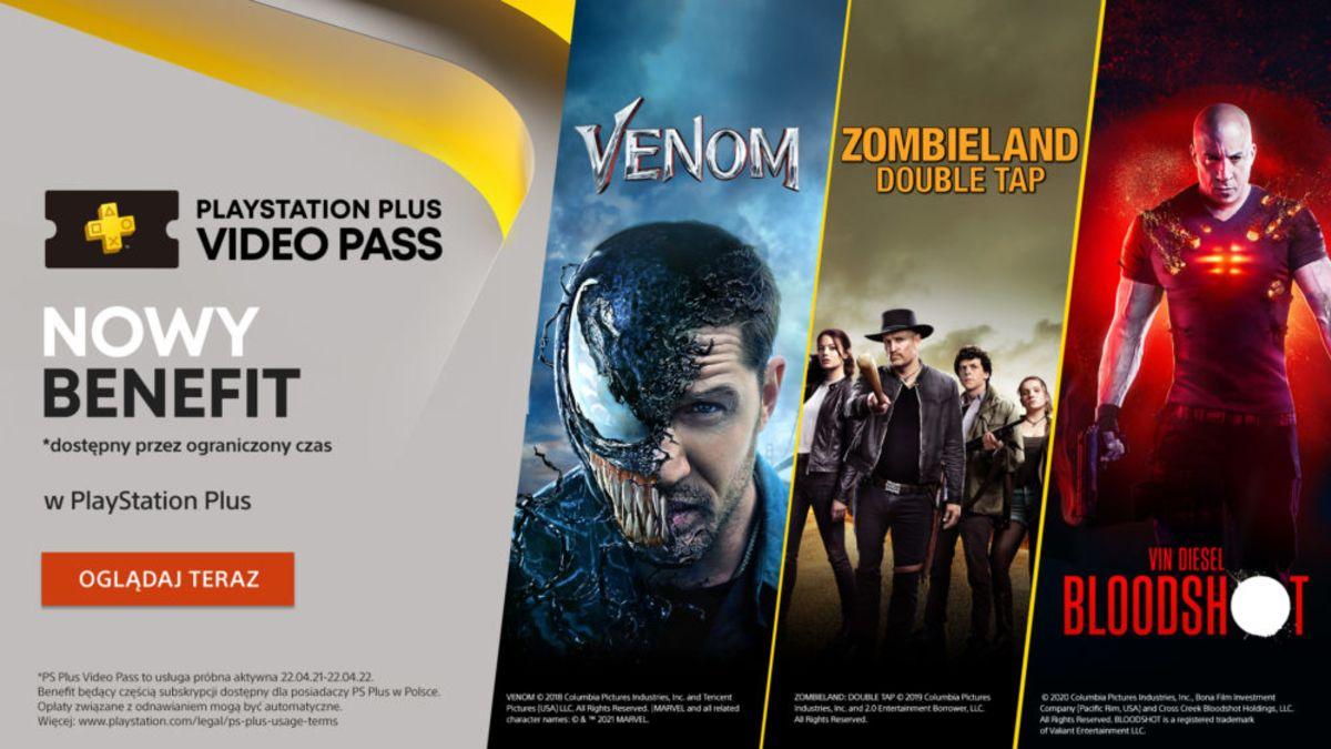 PlayStation prueba incluir películas en suscripción de PS Plus