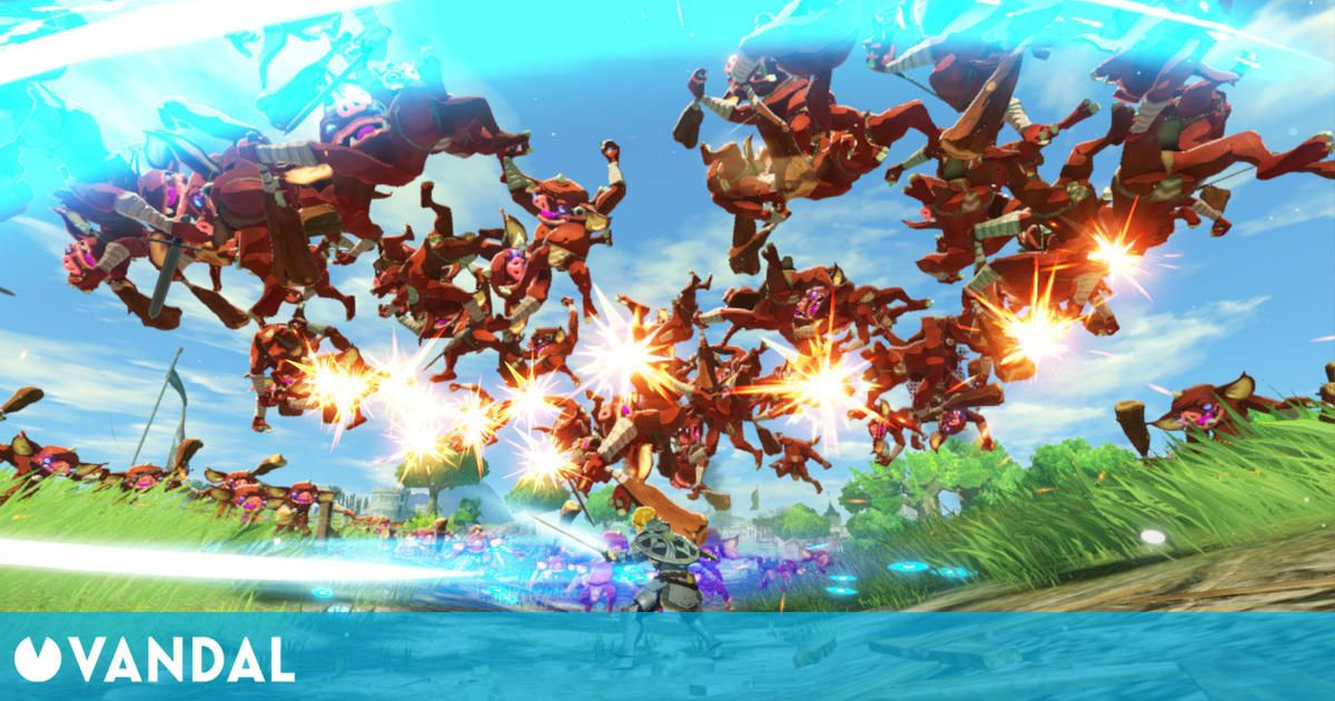 Hyrule Warriors: La era del cataclismo ha vendido más de 3,7 millones de unidades