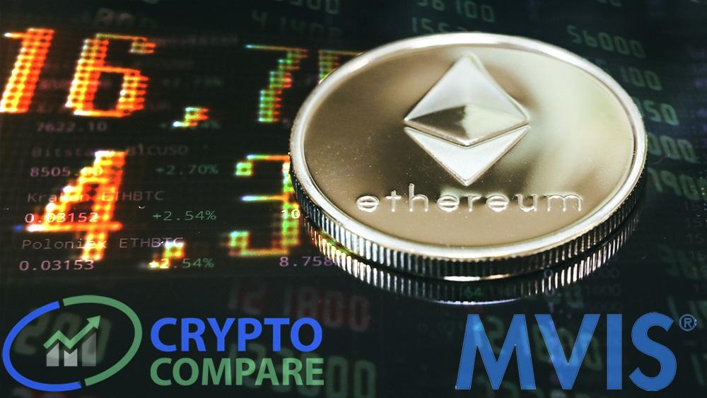 Nuevo índice de MVIS y CryptoCompare indicará el precio Ethereum para derivados y ETP