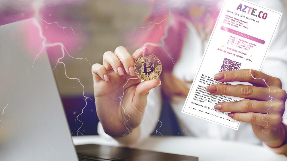 Plataforma de voucher lanza servicios para la red de Lightning Network