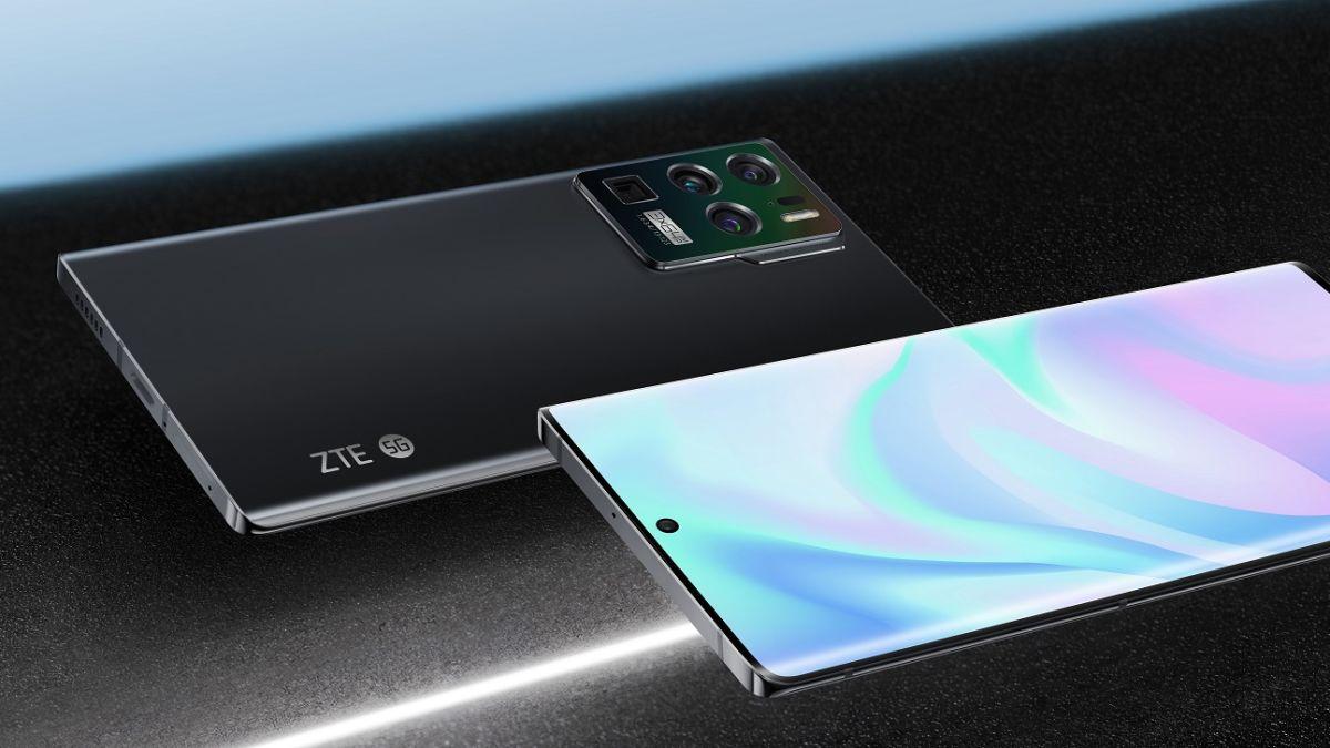 ZTE Axon Ultra, un Android con 3 cámaras de 64Mpx y zoom 60X
