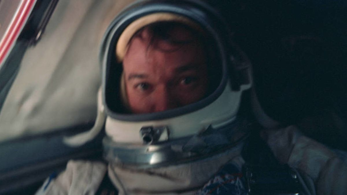 Muere Michael Collins, el astronauta de la misión Apolo 11 que no pisó la Luna