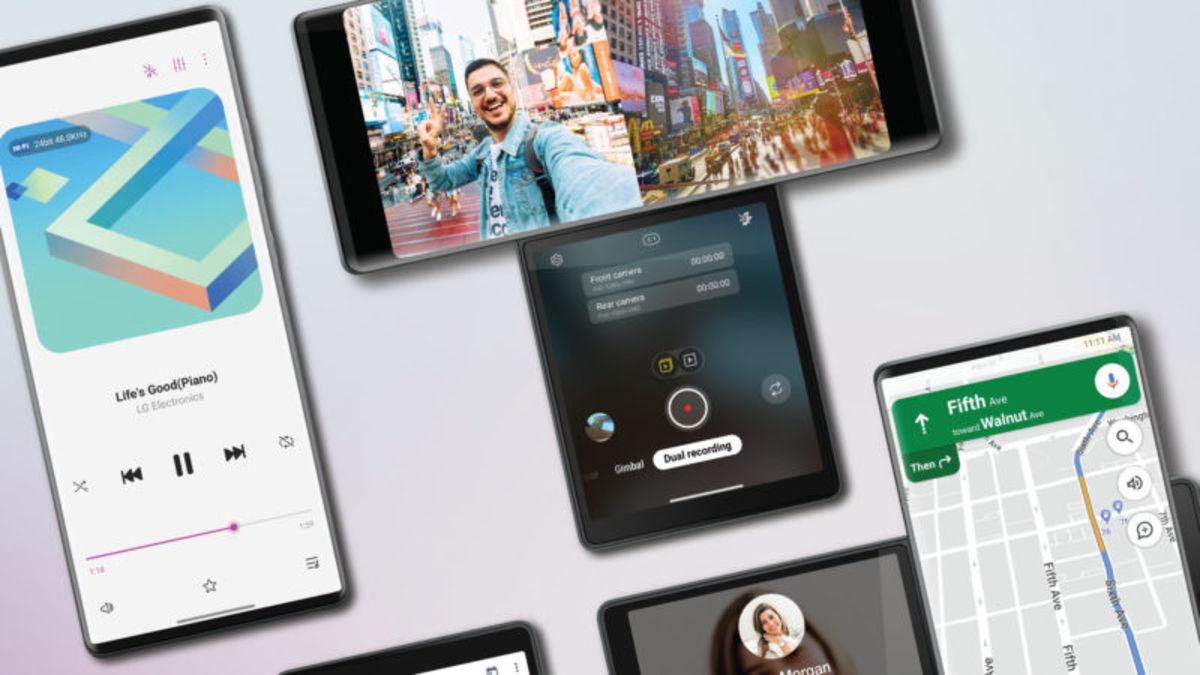LG decide cerrar su división de smartphones