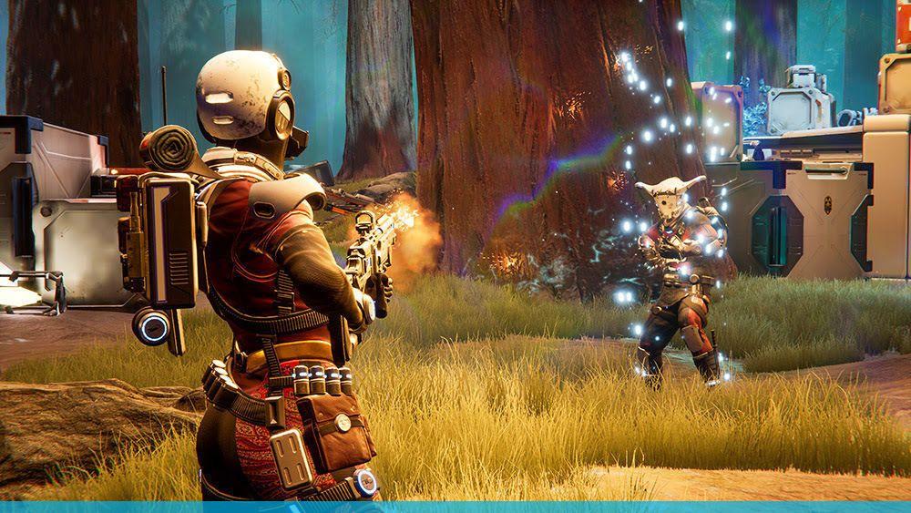El shooter estratégico Lemnis Gate llegará a PS5 y XSX/S y se lanzará en verano en España