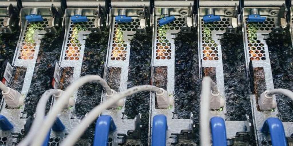el extraño método de Microsoft para enfriar sus servidores